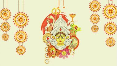Happy Navratri 2020 Wishes: Twitterati Greet on Day 1 of The Auspicious Festival With Beautiful Pics of Maa Durga, Messages, GIFs And SMS