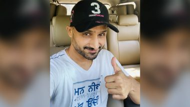 Harbhajan Singh Shares Picture in His New Cap, Fans Request Veteran Spinner to Join CSK for Dream11 IPL 2020
