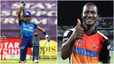 Hardik Pandya Takes a Knee in Support of BLM; Daren Sammy Praises Mumbai Indians Star for Showing Solidarity With Black Lives Matter Movement