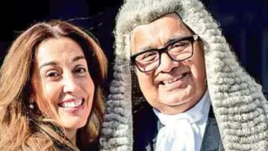 Who is Caroline Brossard? Know All About The Would Be Wife of Harish Salve and Their Wedding