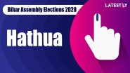Hathua Vidhan Sabha Seat in Bihar Assembly Elections 2020: Candidates, MLA, Schedule And Result Date