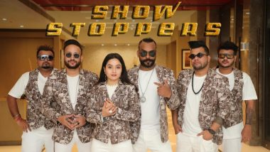 Showstoppers Band–The Unimaginable Musical Crew