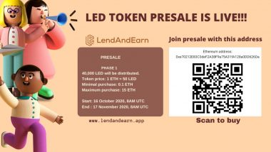 The Advent of Decentralized Finance and Lendandearn Presale