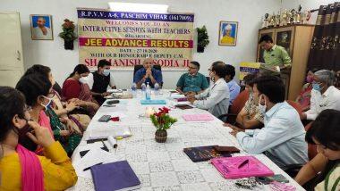 Five Students of Delhi Govt School Selected in IITs, 22 Others From Same School Qualified in NEET