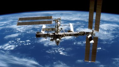 International Space Station Visible in Mumbai Sky Today! Know Date, Timing and How to Watch The ISS Sighting