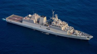 INS Kavaratti to be Commissioned Into Indian Navy by General MM Naravane at Vishakhapatnam Tomorrow; Know All Details About Anti-Submarine Warfare Stealth Corvette