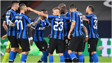 Atalanta vs Inter Milan Live Streaming Online & Match Time in IST: How to Get Free Live Telecast of Serie A 2020–21 on TV & Football Score Updates in India?
