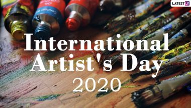 International Artist's Day 2020 Date And Significance: Know The History And Events Related to the Observance Also Celebrated as National Art Day