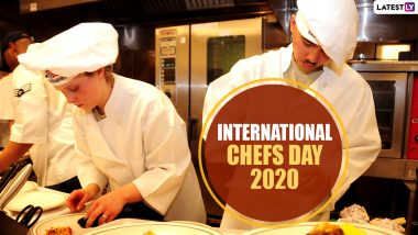 International Chefs Day 2020 Date And Theme: Know The Significance And History of the Day That Celebrates Chefs And Their Culinary Skills