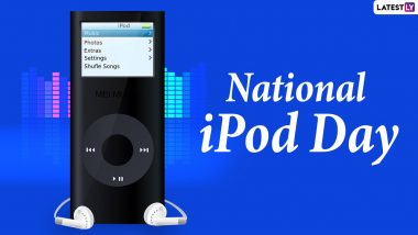 National iPod Day 2020: 9 Fun Facts About Apple's Portable Music Player That You May Not Know