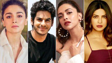 Ishaan Khatter Birthday: Alia Bhatt, Deepika Padukone, Priyanka Chopra – Which Bollywood Actress Should Romance the Suitable Boy On-Screen Next (Vote Now)