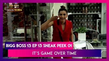 Bigg Boss 14 Episode 13 Sneak Peek 01|Oct 20 2020: It's Game Over Time