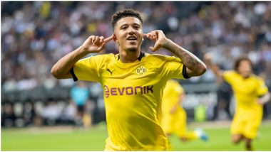 Jadon Sancho Transfer to Manchester United News Update: Borussia Dortmund Refuse to Negotiate January Deal for Star Winger