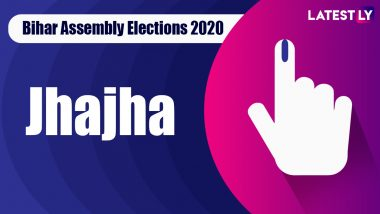 Jhajha Vidhan Sabha Seat in Bihar Assembly Elections 2020: Candidates, Schedule And Result