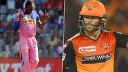 Jofra Archer Dismisses David Warner Once Again, SRH Captain Trolled With Funny Memes and Jokes