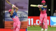 CSK vs RR Stat Highlights IPL 2020: Jos Buttler Shines as Rajasthan Royals Thrash Chennai Super Kings by 7 Wickets