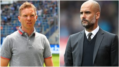 Manchester City Target RB Leipzig Manager Julian Nagelsmann if Pep Guardiola Leaves Next Summer