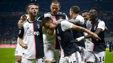 How to Watch Juventus vs Verona, Serie A 2020–21 Live Streaming Online in India? Get Free Live Telecast of JUV vs VER Football Game Score Updates on TV