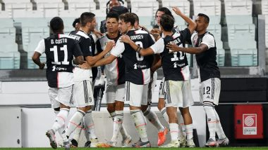 Juventus Announce 21-Member Squad for Serie A 2020–21 Match Against Verona, Check Out Probable Playing XI