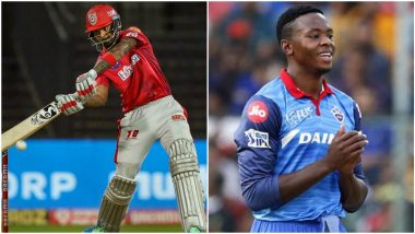 KXIP vs DC IPL 2020 Dream11 Team: KL Rahul, Kagiso Rabada and Other Key Players You Must Pick in Your Fantasy Playing XI