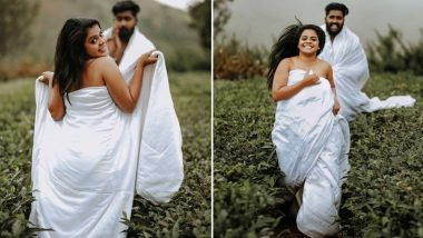 American Couple S Wedding Photographs Looked So Dull That Iphone Pictures Saved The Day See Pictures Latestly
