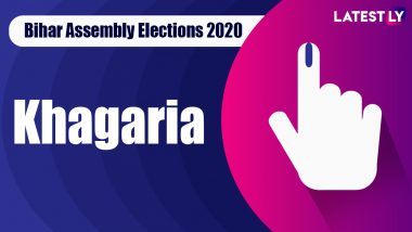 Khagaria Vidhan Sabha Seat in Bihar Assembly Elections 2020: Candidates, MLA, Schedule And Result Date