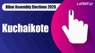 Kuchaikote Vidhan Sabha Seat in Bihar Assembly Elections 2020: Candidates, MLA, Schedule And Result Date