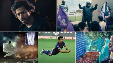Laphao: KKR's New Fan Anthem Featuring SRK & Badshah Will Make You 'Jump' Off Your Seat!