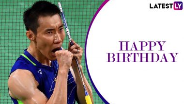 Lee Chong Wei Birthday Special: Lesser-Known Facts About the Legendary Malaysian Badminton Player