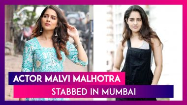 Actor Malvi Malhotra Stabbed In Mumbai Allegedly For 'Rejecting' Man's Proposal; Seeks Help From Kangana Ranaut
