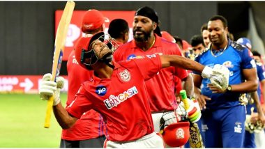 MI vs KXIP Match in IPL 2020 Greatest T20 Game Ever! Two Super Overs, Scintillating Yorkers, Stupendous Striking, Jaw-Dropping Saves & Other Factors Which Justify the Fact