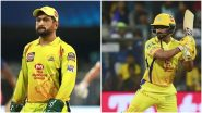 MS Dhoni, Kedar Jadhav Trolled With Funny Memes for Poor Performance After CSK's 7-Wicket Defeat to Rajasthan Royals in IPL 2020