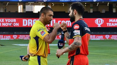 RCB vs CSK: Royal Challengers Bangalore Look to Seal Playoff Berth Against Chennai Super Kings