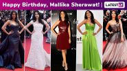 Mallika Sherawat Birthday Special: Being Bold, Beautiful, Brilliant and Sassy Is Just a Regular Affair for Her!