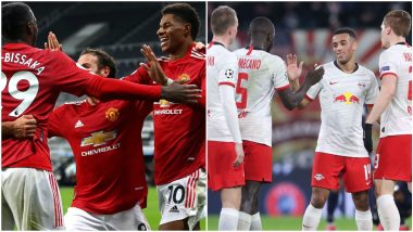 Manchester United vs RB Leipzig, UEFA Champions League Live Streaming Online: Where to Watch CL 2019–20 Group Stage Match Live Telecast on TV & Free Football Score Updates in Indian Time?