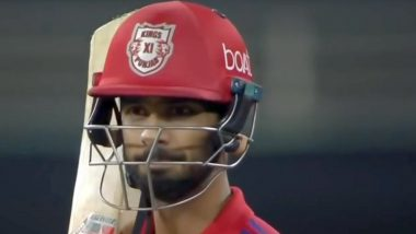 Mandeep Singh Despite his Father's Demise Last Night Opens Innings for KXIP Against SRH