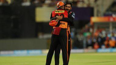 RCB vs SRH Stat Highlights IPL 2020: AB de Villiers, Manish Pandey Achieve Milestones in Sunrisers Hyderabad's Five-Wicket Win