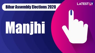 Manjhi Vidhan Sabha Seat in Bihar Assembly Elections 2020: