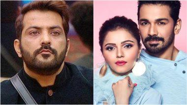 Bigg Boss 14: Manu Punjabi Unmasks Rubina Dilaik and Abhinav Shukla's Lie of Not Following the Reality Show's Previous Seasons With Proof (Watch Video)
