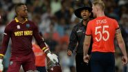 Marlon Samuels Launches Scathing Attack on Ben Stokes Over Quarantine Remarks, Shares Expletive-Laden Posts on Instagram!