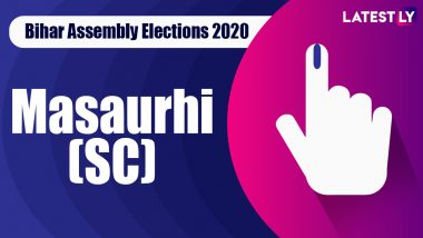 Masaurhi (SC) Vidhan Sabha Seat in Bihar Assembly Elections 2020: Candidates, MLA, Schedule And Result Date