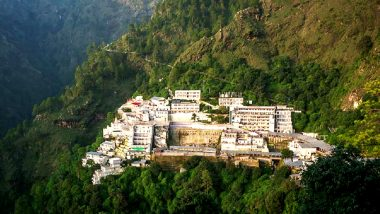 Unlock 5 in J&K: Limit of Pilgrims Visiting Mata Vaishno Devi Shrine Raised to 15,000 Per Day