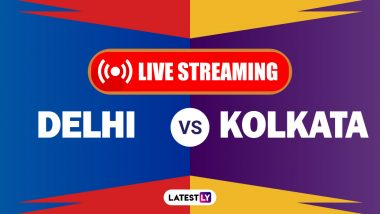 DC vs KKR, IPL 2020 Live Cricket Streaming: Watch Free Telecast of Delhi Capitals vs Kolkata Knight Riders on Star Sports and Disney+Hotstar Online