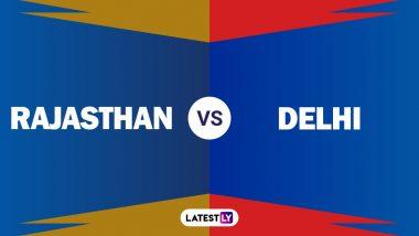 Rr Vs Dc Highlights Ipl 2020 Delhi Capitals Thrash Rajasthan Royals By 46 Runs Latestly