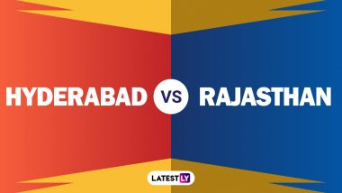 RR 154/6 in 20 Overs | RR vs SRH Live Score Updates IPL 2020: Rajasthan Royals Finish With Decent Total