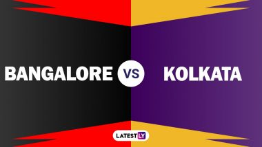 RCB vs KKR Preview: 7 Things You Need to Know About Dream11 IPL 2020 Match 28