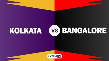 RCB 37/0 in 5 Overs | KKR vs RCB Live Score Updates IPL 2020: Royal Challengers Bangalore Eye Big Win