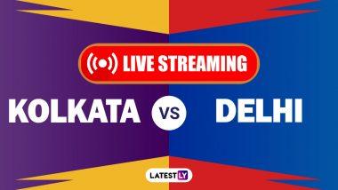 KKR vs DC IPL 2020 Live Cricket Streaming: Watch Free Telecast of Kolkata Knight Riders vs Delhi Capitals on Star Sports and Disney+Hotstar Online