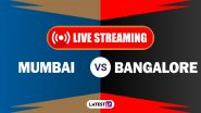 MI vs RCB, IPL 2020 Live Cricket Streaming: Watch Free Telecast of Mumbai Indians vs Royal Challengers Bangalore on Star Sports and Disney+Hotstar Online