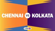 CSK vs KKR Highlights Dream11 IPL 2020: Chennai Super Kings Beat Kolkata Knight Riders by 6 Wickets in Thriller